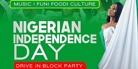 Nigeria's Independence Day Block Party tickets