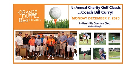 8th Annual ODBI Charity Golf Classic with Coach Bill Curry! tickets