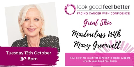 Great Skin with Mary Greenwell tickets