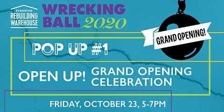 Evanston Rebuilding Warehouse - Wrecking Ball POP UP #1 tickets