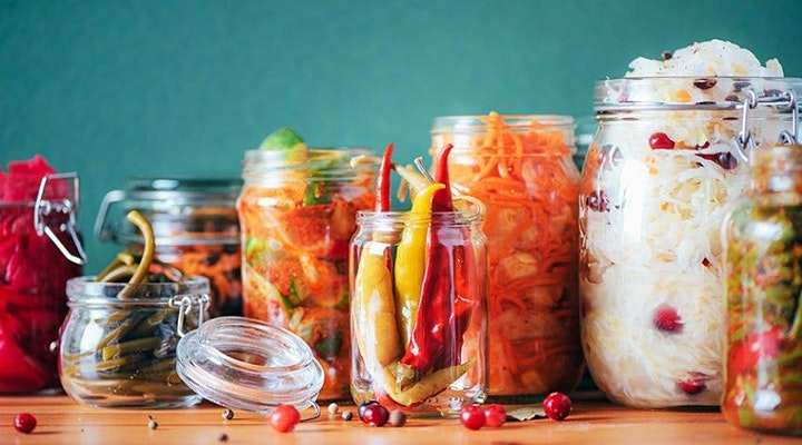 Introduction to Fermenting Foods image