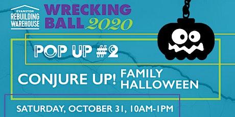 Evanston Rebuilding Warehouse - Wrecking Ball POP UP #2 tickets