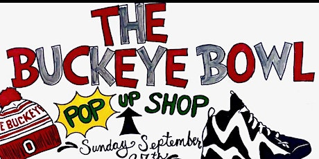 Buckeye Bowl Vintage and Streetwear POP UP #2 tickets