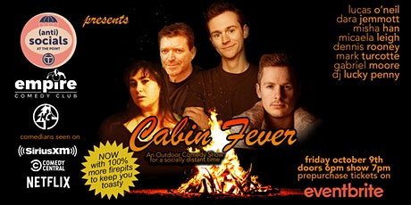 Cabin Fever Comedy Show tickets