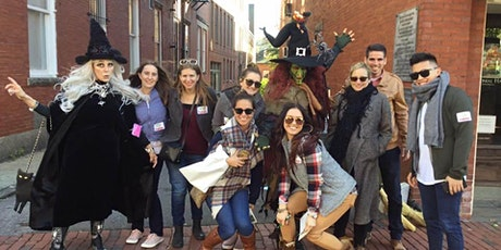 Cashunt's Salem Mad Dash Scavenger Hunt! tickets