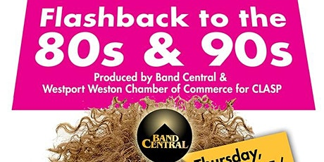 Flashback to the 80's & 90's Tailgate Concert To Benefit CLASP Homes tickets