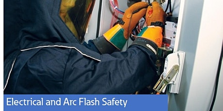 Electrical and Arc Flash Safety Introduction Course tickets
