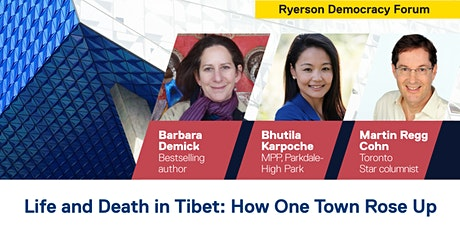 Life and Death in Tibet: How One Town Rose Up tickets