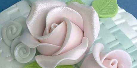 ONLINE CERTIFICATE CLASS - Hand Moulded Roses in sugar tickets