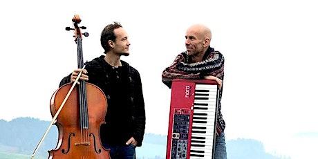 Klang Heil Raum - intuitive medicine music mit Mitsch Kohn & Sascha Vaymer Tickets
