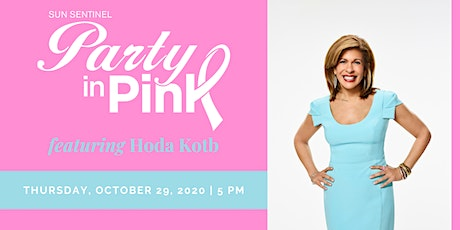 Sun Sentinel Party in Pink tickets
