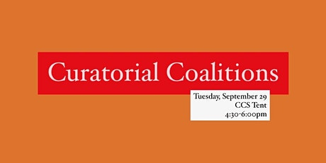 Curatorial Coalitions tickets