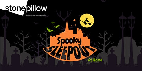Stonepillow Spooky Sleep Out at Home tickets