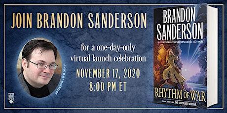Virtual Event: Brandon Sanderson tickets