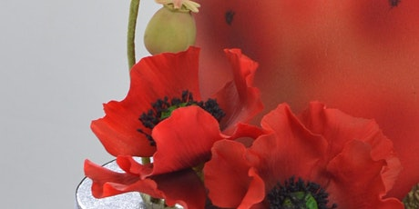 ONLINE CLASS - Wired Poppy in Sugar tickets
