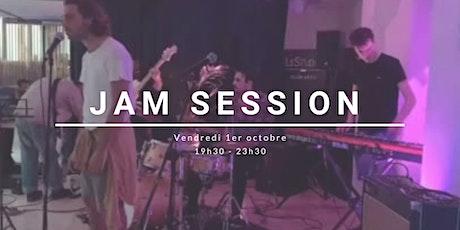 Jam Session billets