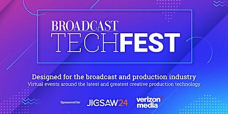 Broadcast Tech Fest 2020 tickets