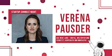 Politik trifft Wirtschaft trifft Start-Ups mit Verena Pausder Tickets