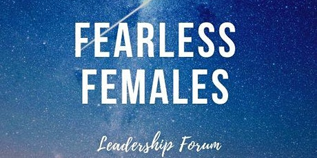 Females Women's Leadership Forum tickets