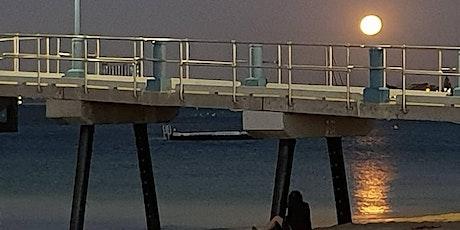 Full Moon Beach Meditation