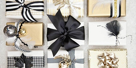 Creative Gift Wrapping Workshop tickets