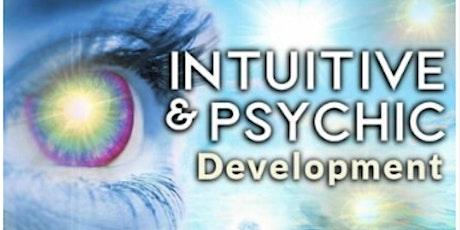 Intuitive / Psychic Development Zoom Class tickets