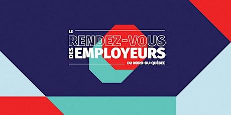Le Rendez-vous des employeurs du Nord-du-Québec billets