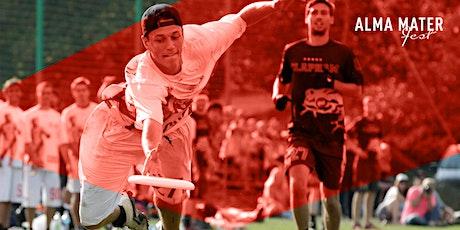 Ultimate Frisbee @Alma Mater Fest - Palacus Bologna biglietti