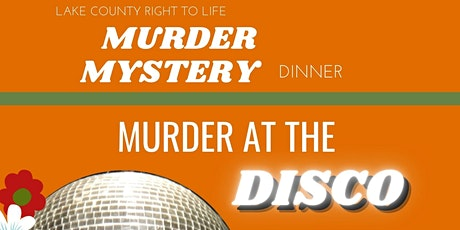 Murder Mystery Dinner- 70's tickets