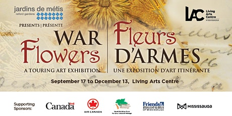 Viveka Melki and Alexander Reford: Creating WAR Flowers tickets