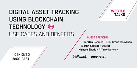 Digital Asset Tracking using Blockchain Technology: Use Cases and Benefits tickets
