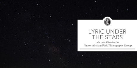 SOLD OUT - Lyric Under the Stars tickets