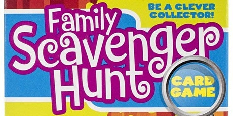 Weekly Challenge: Family Scavenger Hunt tickets