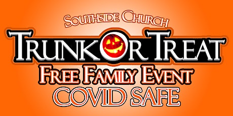 Trunk or Treat - Courthouse tickets