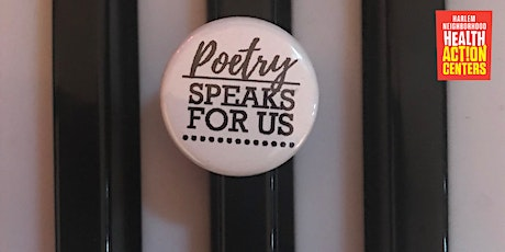 [Free] Poetry Writing & Spoken Word – Harlem Action Center Virtual Workshop tickets