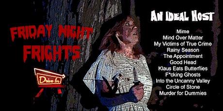 Screamfest Drive-In US Premiere  An Ideal Host + Eerie Horror Shorts tickets
