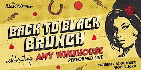 Back to Black Brunch: Celebrating Amy Winehouse tickets