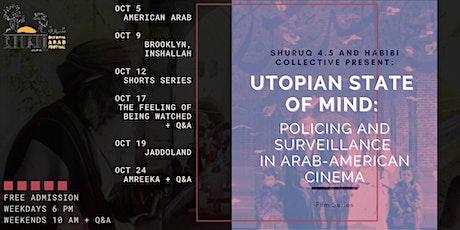 Shuruq 4.5 & Habibi Collective Present: MENA Film Shorts Evening tickets