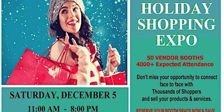 Holiday Shopping Expo tickets