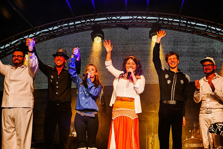 Abba Forever - Thank you for the Music: Bild