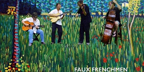 Faux Frenchmen Outdoor House Concert @ House Of Lovely tickets