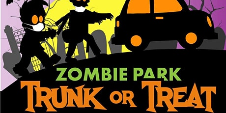 Zombie Park Trunk or Treat tickets
