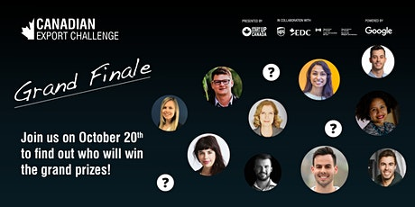Canadian Export Challenge | Grand Finale tickets