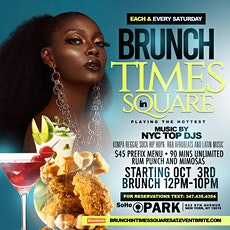 SoHo PARK  BRUNCH ON SATURDAYS HOSTED BY #TEAMINNO tickets