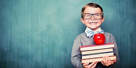 Seeking Scholarships: How Parents Can Best Support Children - Live Webinar tickets