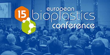 15th European Bioplastics Conference 2020 tickets