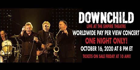 Downchild Live in Concert At The Empire Theatre with special guests tickets