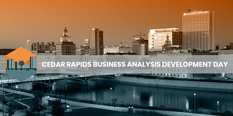 Cedar Rapids Business Analysis Development Day 2020 tickets