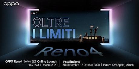 OPPO Reno4 Series - Preview  e Q&A con GizChina.it biglietti