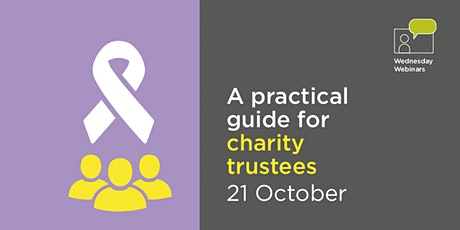 A practical guide for charity trustees tickets